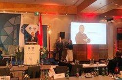 Alejandro Blanco (COE) presenta el programa ConPass en Viena