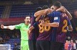 (Crónica) Jaén, ElPozo y Barça acceden a las semifinales