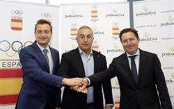 COE y Podoactiva cuidarán los pies de los deportistas olímpicos españoles en Tokyo