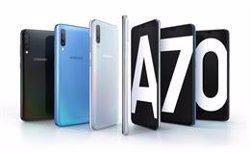 El nuevo Samsung Galaxy A70 llega al mercado español