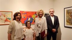 Artistas con síndrome de Down reivindican sus capacidades creativas en el Concurso de Pintura y Dibujo de Down Madrid