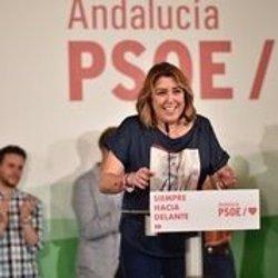 Susana Díaz incide en la necesidad de
