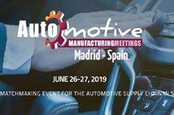 Más de 160 empresas participarán en Automotive Meetings Madrid