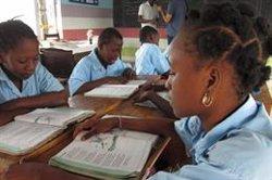 Una educación de calidad para los niños es la asignatura pendiente en el continente africano, según Entreculturas