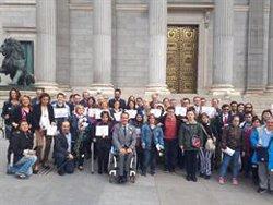 Sanidad insta al Banco de España a tener una cuota mínima de empleos a favor de personas con discapacidad