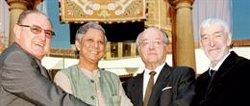 Muere el doctor Joaquín Sanz Gadea, Premio Príncipe de Asturias a la Concordia en 1998