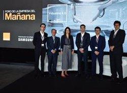 Orange aboga por la transformación digital de las fábricas del futuro como factor de crecimiento económico