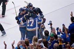 Los Blues de Saint Louis conquistan por primera vez la Stanley Cup de la NHL estadounidense