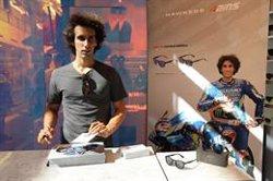 Álex Rins estrenará sus nuevas Hawkers en el GP de Catalunya: