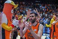 El Valencia Basket ejecuta la renovación de San Emeterio por una temporada