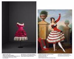 El Thyssen acoge una exposición que muestra la influencia del arte contemporáneo español en los diseños de Balenciaga