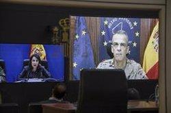 Defensa condecora a militares que repelieron ataques terroristas en Malí e Irak