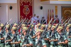 Una asociación lleva al Defensor del Pueblo la ley que fija la salida de militares de las Fuerzas Armadas a los 45 años