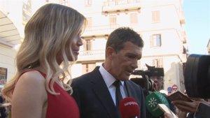 Antonio Banderas se deshace en halagos con Rosalía