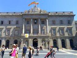 El nuevo grupo de Cs de Barcelona registra una reclamación para retirar el lazo amarillo