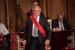 Bou (PP) pide a Colau que la imagen del Rey Felipe VI presida el Salón de Plenos
