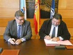 El exministro de Justicia Francisco Caamaño toma posesión como catedrático de la Universidade da Coruña