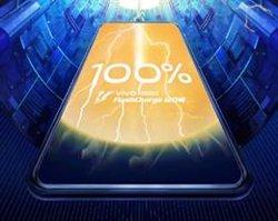 La carga rápida de 120W de Vivo promete cargar un smartphone de  4000mAh en 13 minutos