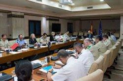 Asociación de suboficiales abandona una reunión con el Ministerio de Defensa tras denunciar