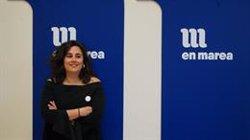 La diputada de En Marea Flora Miranda dejará el Parlamento tras la ruptura del grupo: