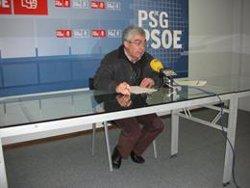 El Parlamento de Galicia declara luto oficial por la muerte del diputado del PSdeG Raúl Fernández
