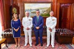La Armada y el CEU crean una Cátedra internacional para defender la hispanidad de la primera vuelta al mundo