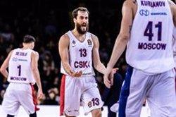 El CSKA Moscú confirma la marcha de Sergio Rodríguez