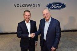 Volkswagen y Ford amplían su alianza a la conducción autónoma y serán accionistas igualitarios en Argo