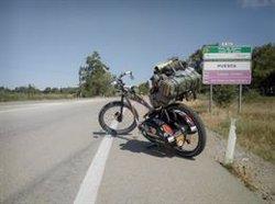 Ignacio Luque, paciente con hidrosadenitis supurativa, recorre 5.000km en bicicleta para concienciar sobre la enfermedad