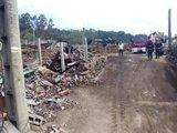 El Gobierno autoriza el límite de gasto para conceder ayudas por la explosión en Tui, temporales e incendios