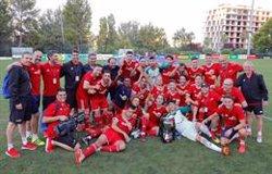 La selección AFE España gana en Lisboa el FIFPro Tournament 2019