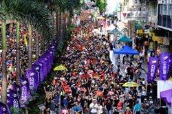 Taiwán condena la última ola de disturbios en Hong Kong durante las protestas contra la ley de extradición