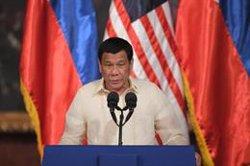 Los filipinos toman las calles de Manila de cara al discurso anual de Duterte en el Congreso