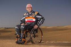 Isidre Esteve renueva con Repsol para disputar el próximo Dakar de 2020
