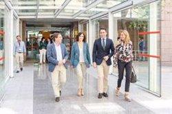 Díaz Ayuso destaca la aprobación de Madrid Nuevo Norte como