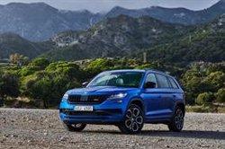 Skoda supera en julio la barrera de 100.000 vehículos vendidos por primera vez en su historia