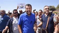 Salvini celebra el anuncio de Algeciras como puerto de desembarco para el Open Arms: