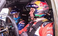 Fernando Alonso correrá el próximo Dakar con Marc Coma como copiloto, según France Télévisions