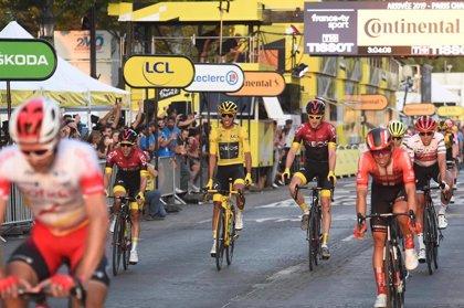 El Ineos se presenta en La Vuelta sin Egan Bernal ni Geraint Thomas