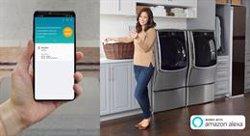 Los nuevos electrodomésticos ThinQ de LG integrarán el servicio de reabastecimiento Amazon Dash