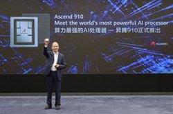 Huawei refuerza su apuesta por la IA con el procesador Ascend 910 y la plataforma de computación MindSpore