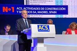 ACS, constructora más internacional por octavo año consecutivo