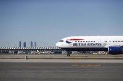 Los pilotos de British Airways convocan una huelga para los próximos 9, 10 y 27 de septiembre