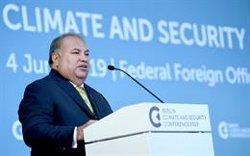 El presidente de Nauru pierde su escaño en el Parlamento