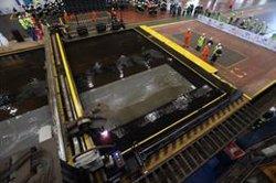 Navantia presenta con BMT su propuesta de construcción de tres buques logísticos para Reino Unido