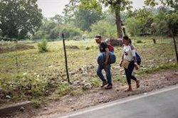 Bruselas moviliza otros 10 millones para los refugiados venezolanos y reducir tensiones en países vecinos