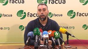 Facua denuncia tras la nueva alerta por listeriosis que
