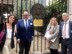 Una delegación de AESEG se reúne con los eurodiputados españoles en Bruselas para trasladar la situación del sector
