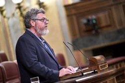 Unidas Podemos lleva a votación el martes en el Congreso la declaración del estado de emergencia climática en España