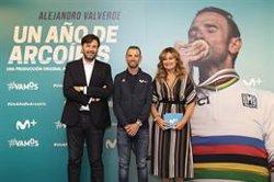 Alejandro Valverde estuvo